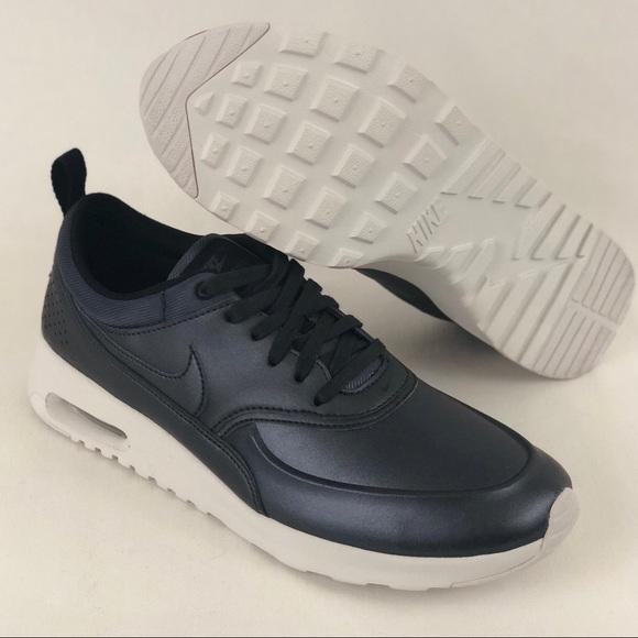 low priced eed8d 610b0 New Nike Women s Air Max Thea Metallic Hematite